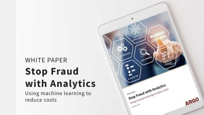 Stop Fraud with Analytics - White Paper