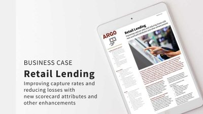 Retail Lending - Business Case