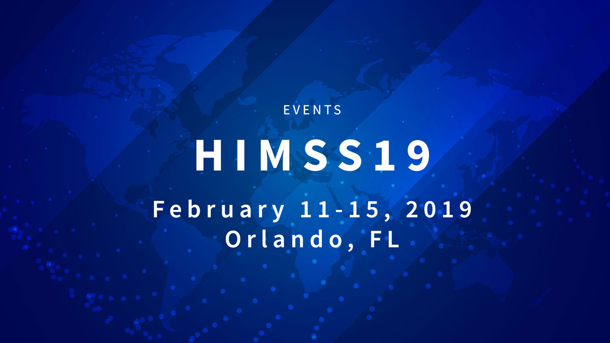 HIMSS19 - Events