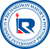 Richardson Mayor's Summer Internship Program