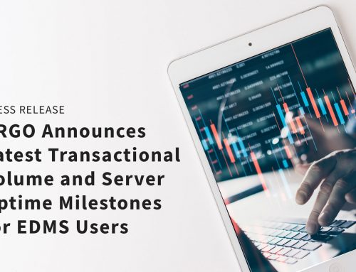 ARGO Announces Latest Transactional Volume and Server Uptime Milestones for EDMSUsers