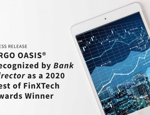 ARGO OASIS™ Wins FinXTech Award for Best Solution for Protecting the Bank