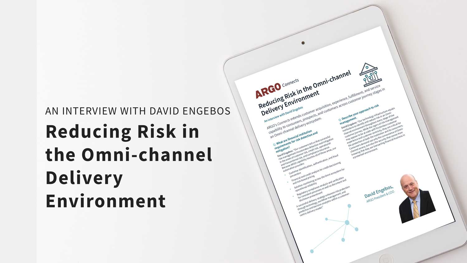 Reducing risk in the omni channel environment